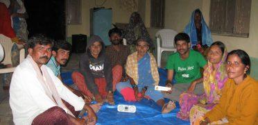 luistergroep India
