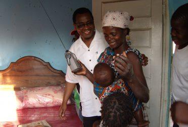 Gezondheidprogramma's Afrika