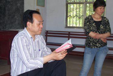 theologie opleiding huiskerkleiders China