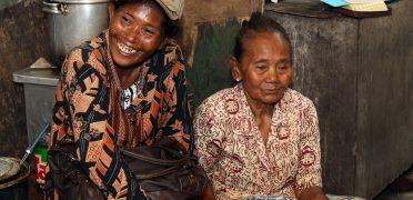 luisteraars in Indonesië